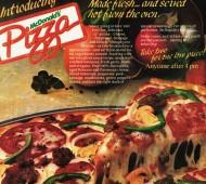 pizza macdonalds
