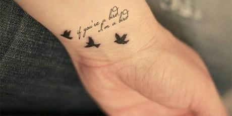 Najlepsze Miejsce Na Tatuaż To Dailystylepl Kobieca