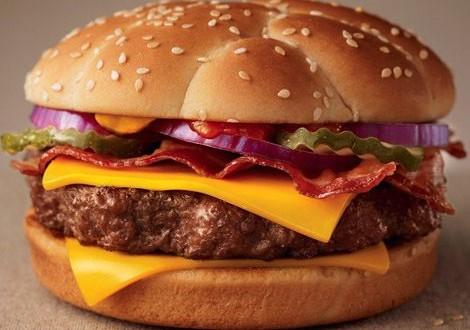 co wybierac w fast foodach