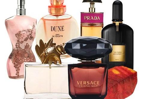 perfumy na jesien