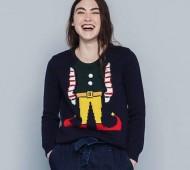 swetry swiateczne