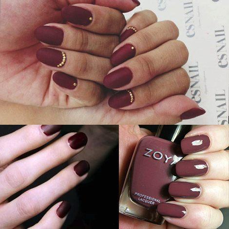 Walentynkowy Manicure Inspiracje Dailystylepl Kobieca Porcja