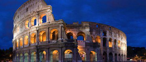 rzym moda