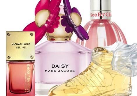 perfumy na wiosne