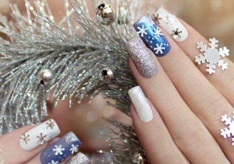 Zimowy Manicure Które Kolory Paznokci Są Najmodniejsze