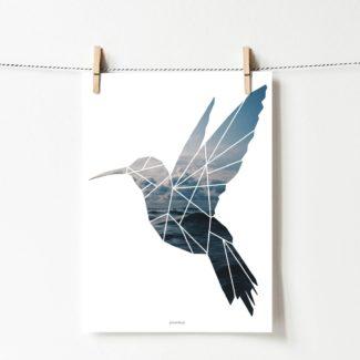 Plakaty geometryczne w nowoczesnym stylu foto